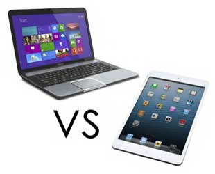 Laptop or Tablet